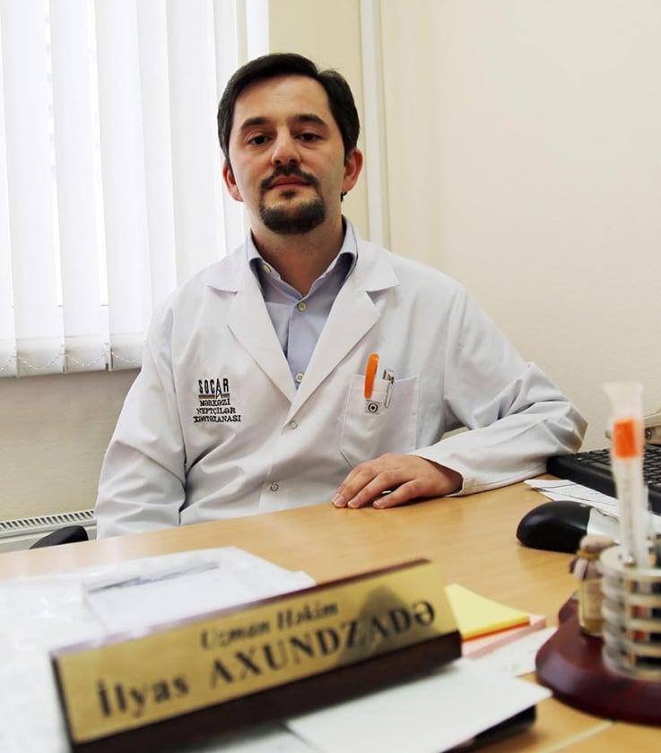 İlyas Axundzadə Image