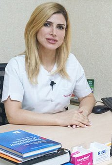 Sevinc Həmidova Image