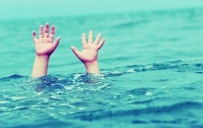 Kompensasiya almaq üçün arvadını hovuzda batırdı