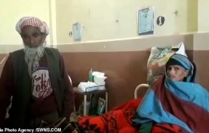 Dünyanın ən yaşlı anası uşaq dünyaya gətirdi