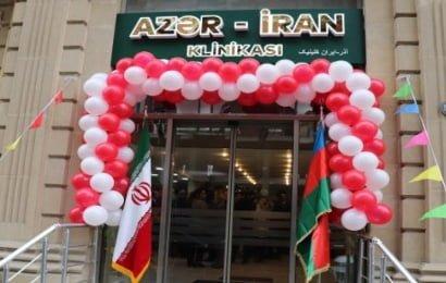 Bakıda Azər-İran klinikası açılıb