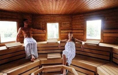 Sauna ürək xəstələrini ölümdən qoruyur