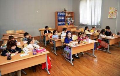 Havaya görə dərslər iki gün dayandırıldı – AZƏRBAYCANDA