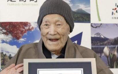 Dünyanın ən qocaman kişisi öldü