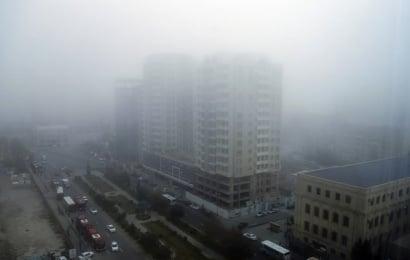 Sabah hava dumanlı olacaq