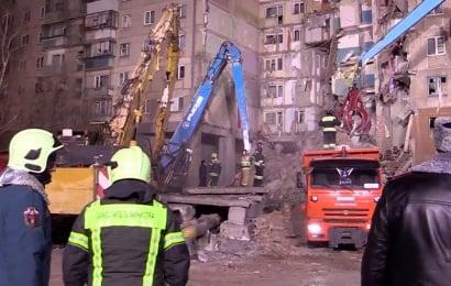 Rusiyada partlayış olan binada 6 uşaq ölüb