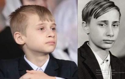 Alina Kabaevanın oğlu Putinə oxşayır: İki damcı su kimi – VİDEO