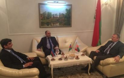 Azərbaycan-Belarus tibbi turizm əməkdaşlığı müzakirə olundu