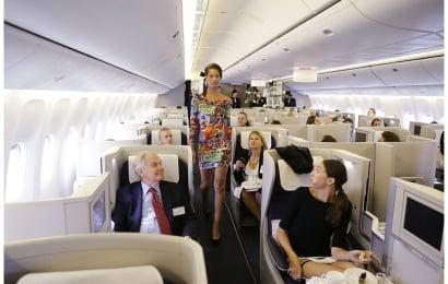 Воздух на борту самолетов British Airways опасен для жизни и здоровья