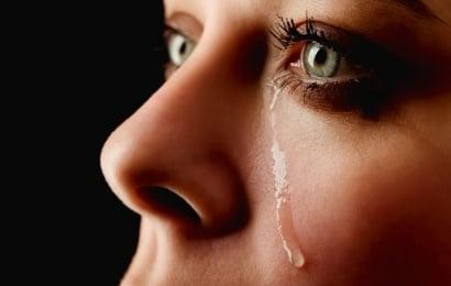 Ученые: раз в неделю нужно плакать…
