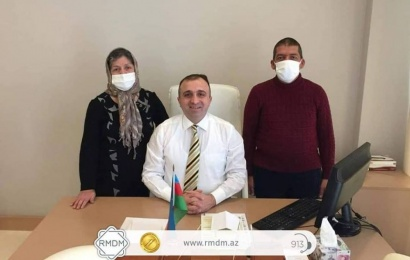 Ana böyrəyini oğluna verdi – Azərbaycanda