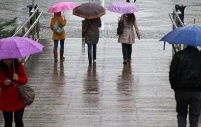 Sabah Bakıda yağış gözlənilir – PROQNOZ