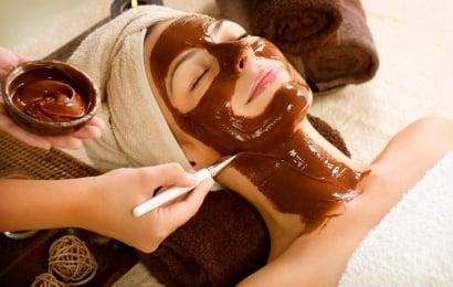 Üz üçün şokolad kimi şokolad maskası – RESEPT